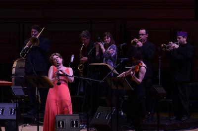 Ilene Rockin' Out at Carnegie Hall